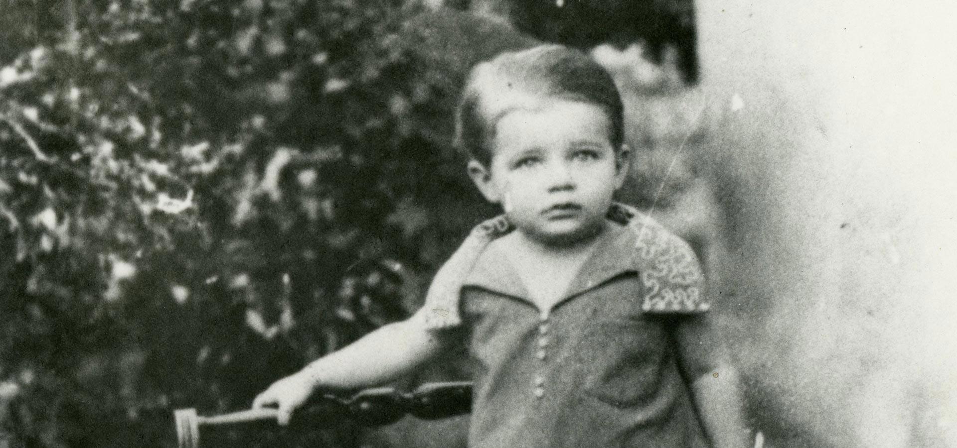 Infância Osman Lins
